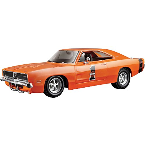 Maisto 5321961: 24Scale Dodge Charger R/T 175,3cm Model Car