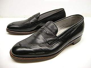 [オールデン] 355357 カーフ シボ革ローファーシューズ roafer shoes メンズ ビジネスシューズ サイズUS 8E(26-26.5cm) ブラック [並行輸入品]