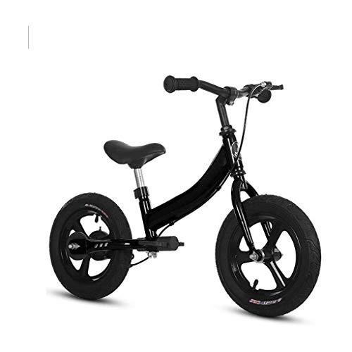 UNU_YAN Kinder Fahrrad, Laufrad ohne Pedale, 2-in-1-Scooter, Stahl-Rahmen mit Stativ, Geeignet for Jungen und Mädchen 2 bis 5 Jahre alt