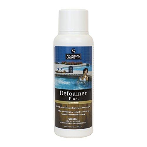 NC Brands Hot Tub & Spa Defoamer Plus Remedy 33.9 OZ -...