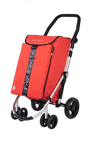 Carlett Lett 460 New Red TXT Nueva Coleccion 2020, Aluminio, Rojo,