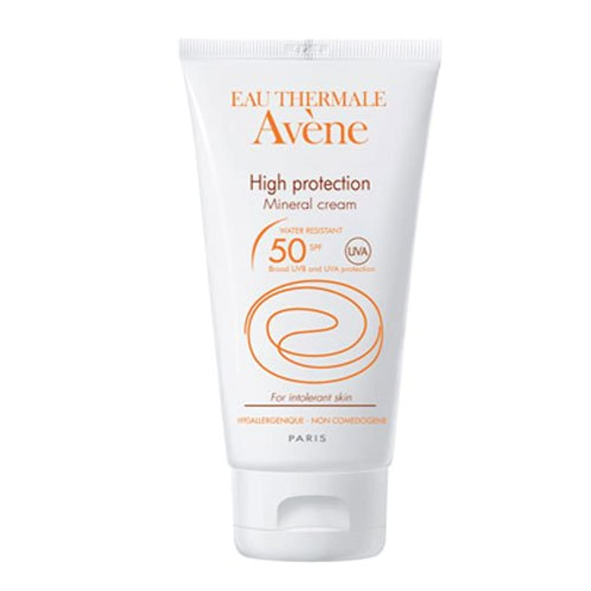 駅褒賞敬なAvene Sunscreen Mineral Cream 50+ 50ml [並行輸入品]