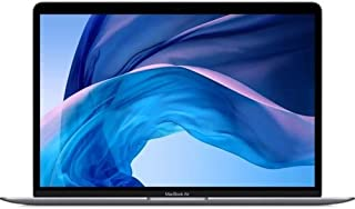 "Apple MRE82TU/A 13"" MacBook Air Dizüstü Bilgisayar, Intel Core i5, 128 GB, 8 GB RAM, Intel UHD Graphics 617,  macOS X, Uzay Grisi"