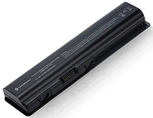 Globalsmart Batería para portátil Alta Capacidad para HP G61 6 Celdas Negro