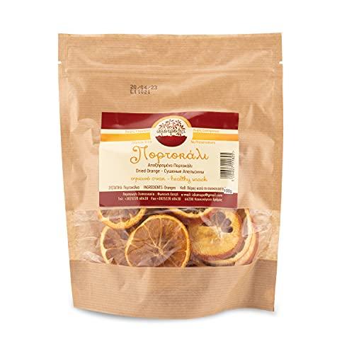 Getrocknete Fruchtscheiben - Orange für Tee, Glühwein, Saft, Kinderpunsch oder Eistee