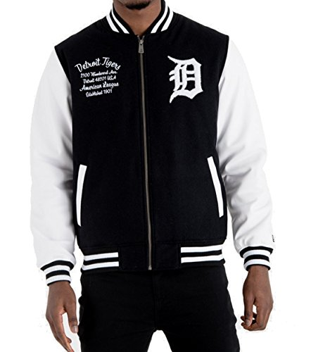 New Era MLB Varsity Detroit Tigers Jacke Herren L