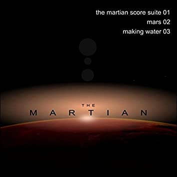 """The Martian (from """"The Martian"""" [Cover Versions])"""