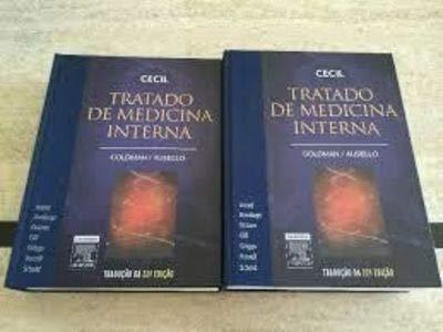 Cecil - Tratado de Medicina Interna - 2 Volumes - 22ª Edição
