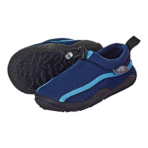 Sterntaler Jungen Aqua Schuhe, Blau (Marine 300), 19/20 EU