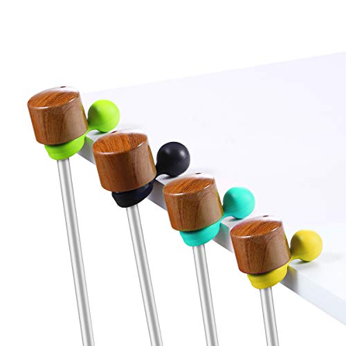 Mini Umbrella Holder Stand, Liv2Fun Multi-functional Hook Hanger, Tag for All Stick and Folding Umbrellas, Portable Gadget [4 PACK]