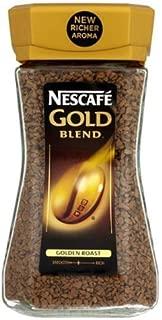 Nescafe Gold Instant Coffee 200g. 7 oz.
