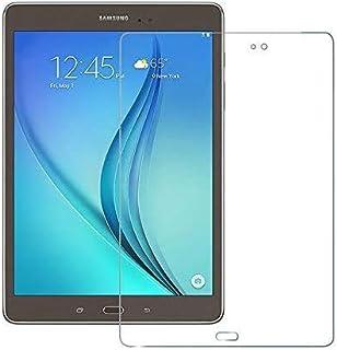 واقي الشاشة من FanTEK يعمل لجهاز Samsung Galaxy Tab A 9.7 SM-T550 تابلت 9.7 بوصة - 3 قطع واقي شاشة شفاف شفاف عالي الدقة مض...