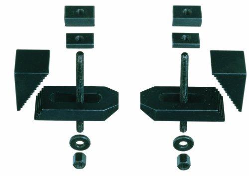 Proxxon Stufen-Spannpratzen (gefräst), 2 Stück, 24257