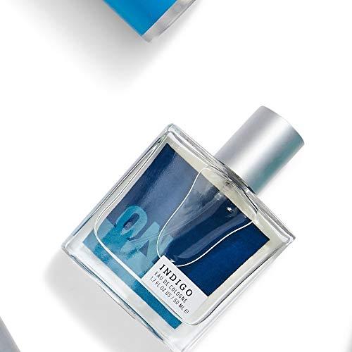 Old Navy Indigo Eau De Cologne Spray For Men 1.7 Ounce Fragrance