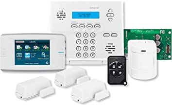 Interlogix Simon XT Home Security Kit with Touch Screen & GSM, AT&T (80-649-3N-XT-TS-ATT)