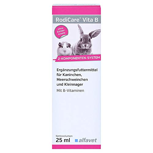 RodiCare® Vita B mit essentiellen B-Vitaminen/ 2-Komponenten-System/ einfach anzumischen/ ideal geschützte Vitamine