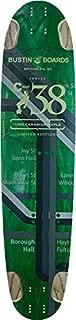 Bustin Cigar 38 Subway Green Deck 8.5x38 30wb Longboards