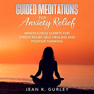 Guided Meditations for Anxiety Relief cover art