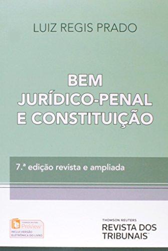 Bem Jurídico-penal e Constituição