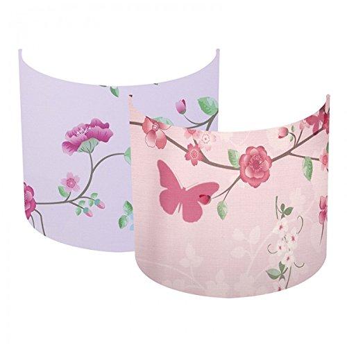 Little Dutch wandlamp, Pink Blossom