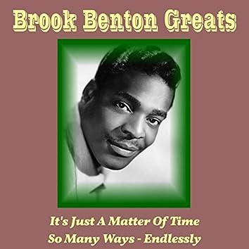 Brook Benton Greats