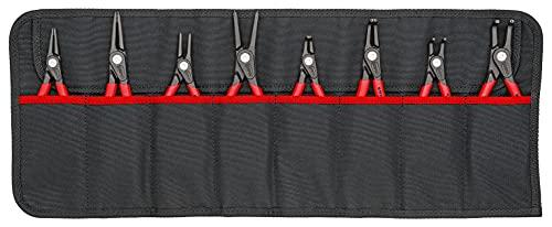 KNIPEX Juego de alicates para arandelas 8 piezas 00 19 58 V02 (cartulina autoservicio/blíster)