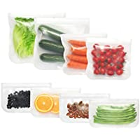 5-Pack ATESMO Reusable Sandwich Bags
