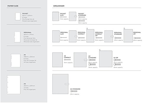 ファイロファックスシステム手帳ドミノバイブルパールピンク022577正規輸入品