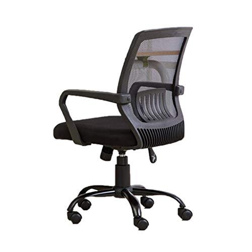Fhw silla de oficina mesa de la sala de conferencias cómoda mesa resistente al agua duradero y no es fácil de lavar giratoria sistema informático mesa de oficina Silla de oficina silla Sillas de ofici