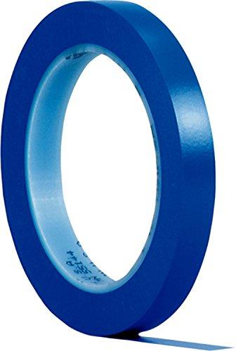 3M Nastro con Film Vinilico 471, 50 mm X 33 m, 24Pezzi, Blue