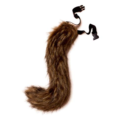 Faux Fur Fox Costume Tail One Size