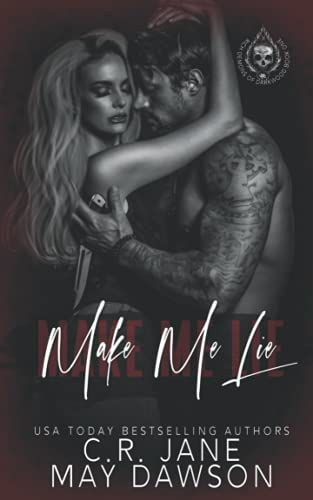 Compare Textbook Prices for Make Me Lie: A Dark Enemies to Lovers College Romance Rich Demons of Darkwood  ISBN 9798486269981 by Jane, C.R.,Dawson, May,Aguiar, Wander
