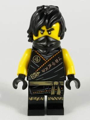 LEGO Minifigura reiniciada de Ninjago Cole desde 71699
