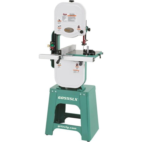 Grizzly G0555LX Deluxe Bandsaw, 14″