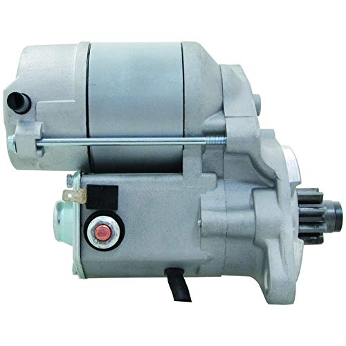 New Starter Replacement For Kubota Tractor L4200 L4300 L4310 L4610 R410 R420 R520S2 17311-63010 17311-63012 15401-63010 15401-63012 15461-63010 15521-63010