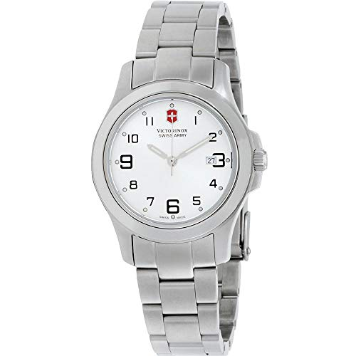 Victorinox Women's Garrison Elegance 32mm Steel Case Quartz Watch 241391.CB
