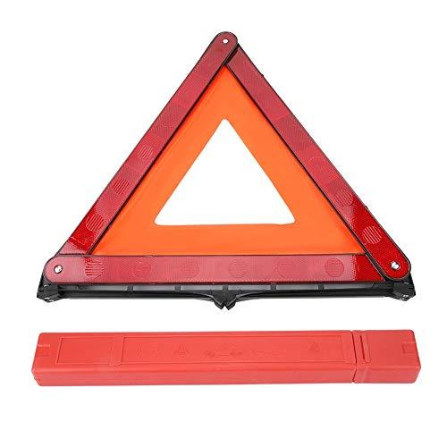 Triangolo riflettente per auto pieghevole Segnale di guasto di emergenza Segnale di stop per auto