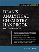 [(Dean's Analytical Chemistry Handbook)] [By (author) Pradyot Patnaik] published on (June, 2004)