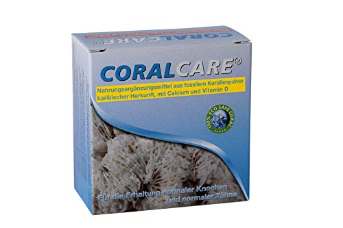 Coralcare Coral Calcium mit Vitamin D3, 1er Pack (1 x 30 Stück)