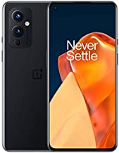 OnePlus 9 Astral Black, 5G Unlocked Android Smartphone U.S Version, 8GB RAM+128GB Storage,120Hz Fluid Display, Hasselblad Triple Camera, 65W Ultra Fast Charge,15W Wireless Charge, with Alexa Built-in