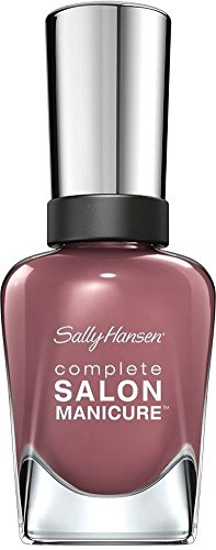 Sally Hansen Complete Salon Manicure Nagellack Nr. 360 Plums The World, 1er Pack (1 x 15 ml)