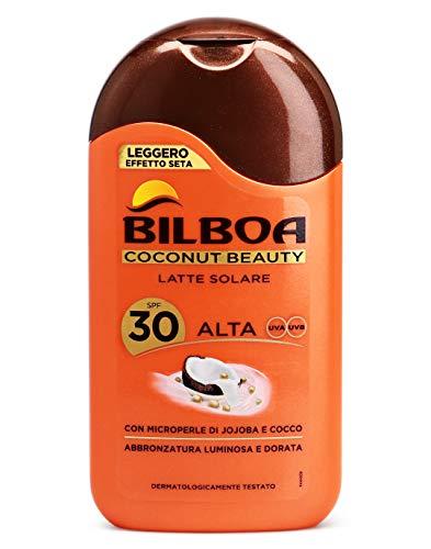 Körpersonnenschutz coconut beauty spf 30 Sonnenmilch prtezione alta 200 ml