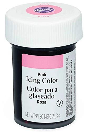Colorante alimentare gel rosa, 28 g