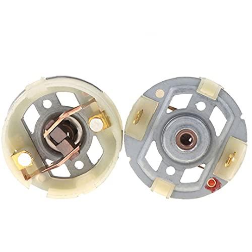 2 Pcs Broporno Eléctrico Motor Motor Cepillos Carbono Accesorios Herramientas para Rs550