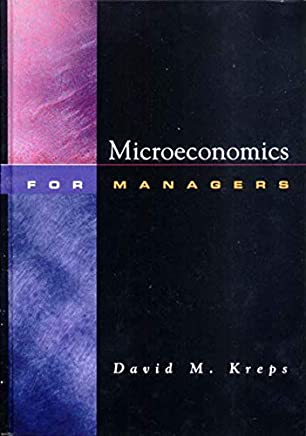 Microeconomics for Managers