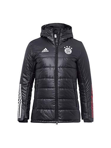 FC Bayern München Teamline Stadionjacke schwarz, XL