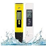 Liadance Metro de Prueba de Calidad del Agua Tds Ph EC Temperatura 4 en 1 Set