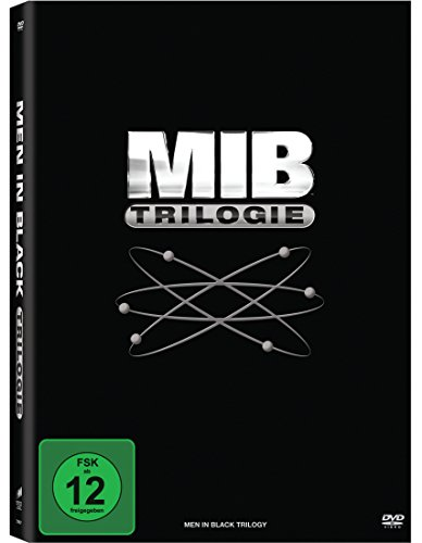 Men in Black Trilogie [3 DVDs]