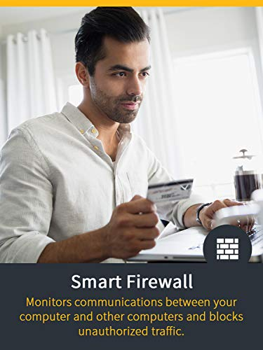 Norton 360 Standard - 1 User 1 Year |Includes Secure VPN & Firewall