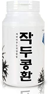 Sanhaerang Sword Bean Pill Product of Korea 300g 작두콩환